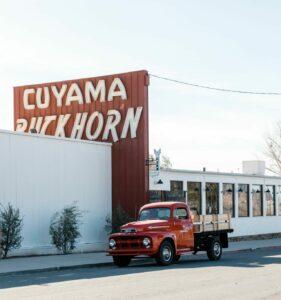 A NEW BEGINNING, Cuyama Buckhorn