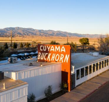 Gallery, Cuyama Buckhorn