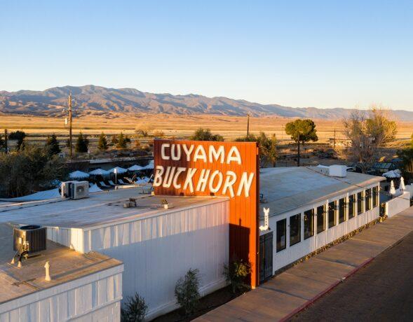 Press Room, Cuyama Buckhorn